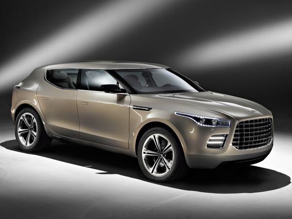 Aston Martin abandonne l'idée d'une Lagonda SUV