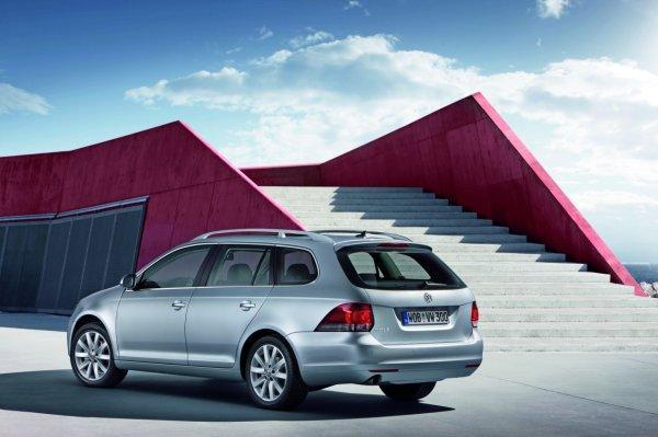 Volkswagen Golf 6 SW : les tarifs
