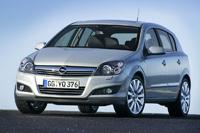 Opel Astra:  léger lifting