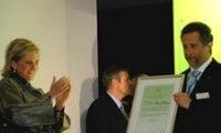 Salon de Bruxelles : Ford reçoit le FEBIAC Green Award dans la catégorie marques automobiles