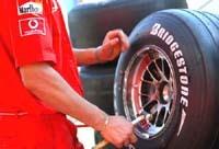 L'écurie Toyota ouvre une brèche chez Bridgestone