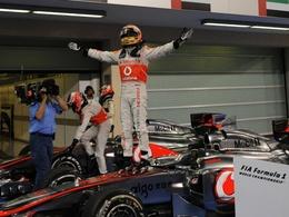 F1-GP d'Abu Dhabi: Hamilton la joue comme Vettel !