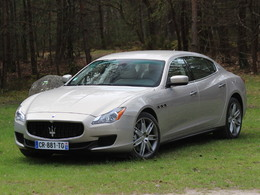 Maserati veut vendre, mais pas trop