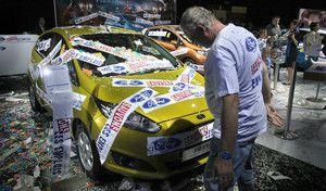 Manifestation au Mondial de l'Auto: Philippe Poutou condamné