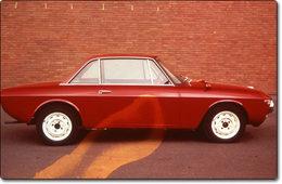 LANCIA FULVIA 1 300 (1967-1976) : double jeu