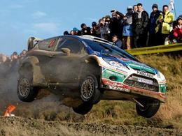 WRC Grande-Bretagne - Final : Latvala vainqueur, Loeb abandonne sur accident ... de la route
