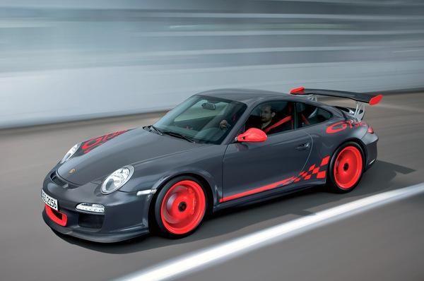 Nouvelle Porsche 911 GT3 RS : 3,8l, 450ch et 148 000€