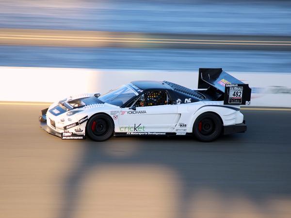 L'Acura NSX FXMD est-elle la voiture de Time Attack la plus rapide du monde ?