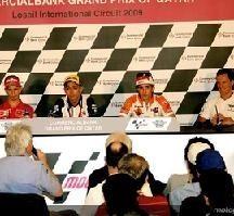 Moto GP - Qatar: Une réconciliation en guise de préliminaire