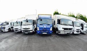 Pollution: les émissions des camions intéressent l'Europe