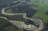 Les travaux sur le circuit de Spa-Francorchamps ont enfin débuté