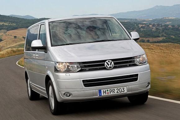 Volkswagen Transporter restylé : c'est lui