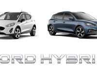 Ford Fiesta et Focus: nouveaux moteurshybrides