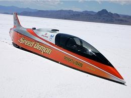 """[vidéo] On se refait un run ? Embarquez pour un """"petit"""" 740 km/h en Speed Demon"""