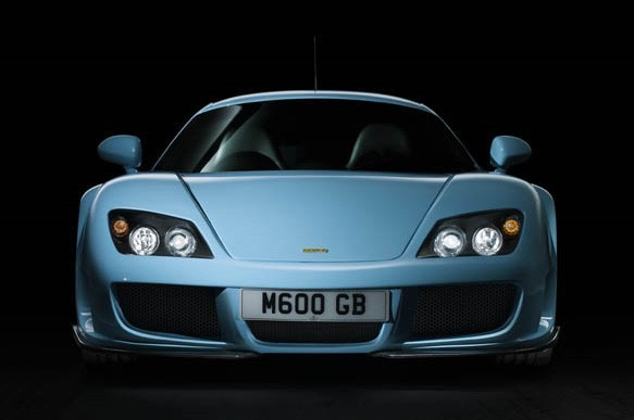 Officiel - Noble M600 : 650 chevaux, 360 km/h