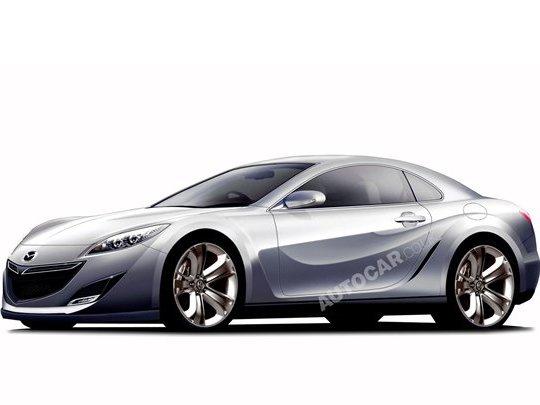 Mazda travaille sur une RX-9