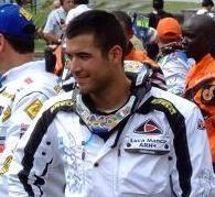 Dakar 2010 : L'Italien Luca Manca est rentré chez lui, mais !