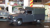 Miniature : 1/43ème - SIMCA Aronde Camionnette