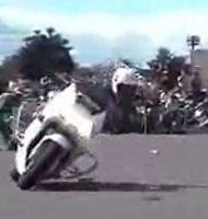 Vidéo moto : test à la japonaise