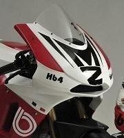 Moto 2 - Bimota: La HB4 a tourné à Cartagena