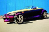 Plymouth Prowler : La nouvelle base tuning a la mode..