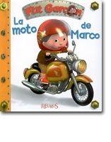 Livre : La moto de Marco