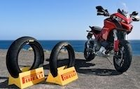 Pirelli Scorpion Trail II: déjà sur la Ducati Multistrada 1200