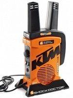 Séchage rapide par KTM: le Power Dry!