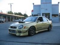Subaru Impreza WRX STi by JDMAutoHaus : elle pète le feu !!!