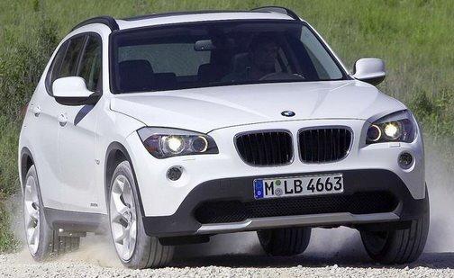 Configurez votre BMW X1