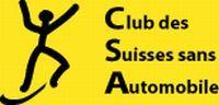 Le Club des Suisses sans Automobile vous invite à vivre sans voiture !