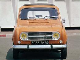 Une exposition pour fêter les 50 ans de la Renault 4