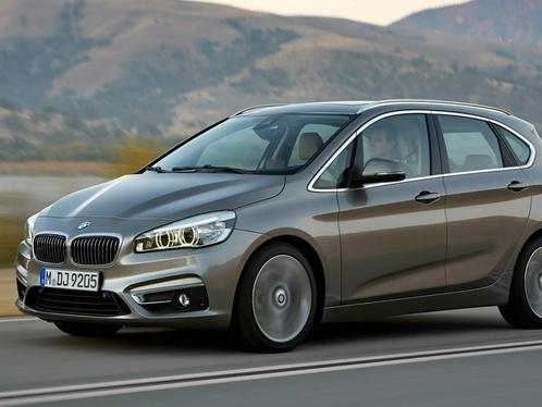 BMW Série 2 Active Tourer: 7 places l'an prochain