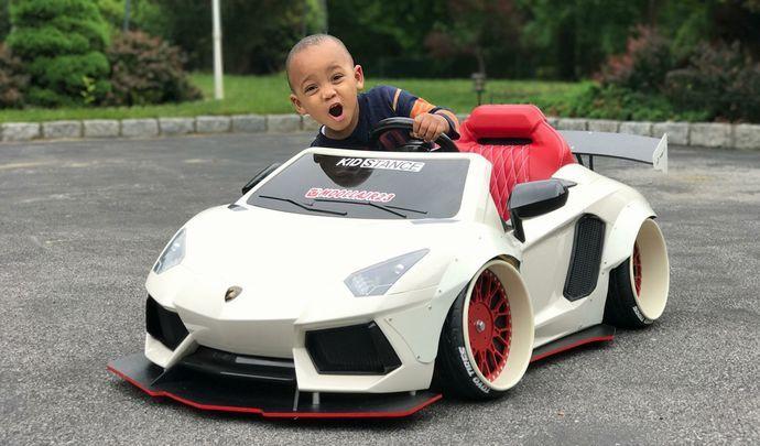 Kidstance : le spécialiste de la voiturette qui en jette