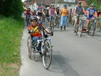 SlowUp/Suisse : les journées sans voitures d'avril à septembre 2008