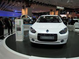 Athlon Car Lease a commandé 100 véhicules électriques Renault pour Rabobank