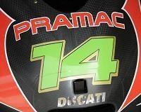 Moto GP - Test Sepang D.1: Randy en tête des Ducati