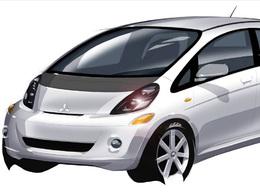 Salon de Los Angeles 2010 : la version américaine de la Mitsubishi i-MiEV électrique