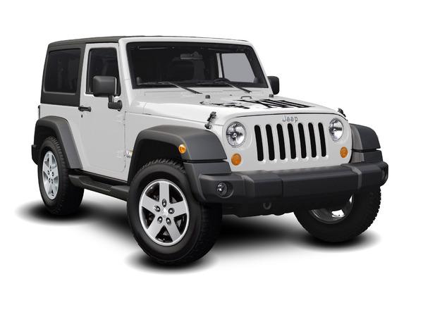 Jeep Wrangler série spéciale XIII Limited Edition