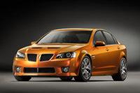 Salon de New York: deux nouvelles Pontiac G8