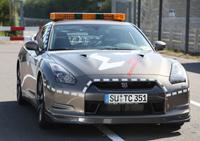 La Nissan GT-R, nouveau véhicule d'intervention du Nürburgring