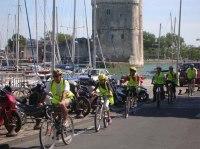 Trophées Allez de l'avant avec les assureurs : l'association vélo-école de La Rochelle récompensée