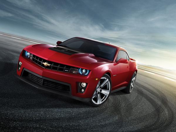 La future Chevrolet Camaro reprendrait la plateforme de la Cadillac ATS