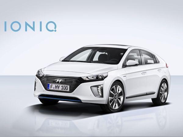 Un des premiers essais de la Hyundai Ioniq tourne mal