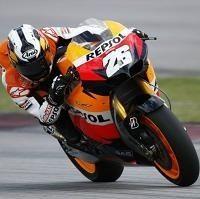 Moto GP - Test Sepang D.2: Pedrosa se fâche