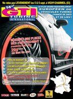 GTi International 2009 : tous les détails !