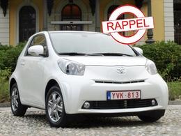 Toyota rappelle encore 135 800 voitures dont 9 234 iQ en France