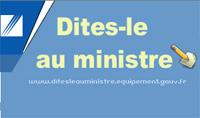 """""""Dites,  Mr le Ministre......"""