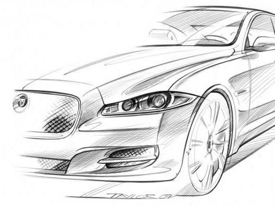 Une nouvelle Jaguar XJ en préparation pour 2019
