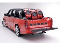 Chevrolet Colorado : Boum boum style